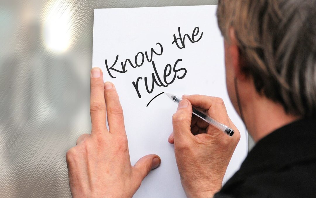 To qualify you must comply? We take a look.