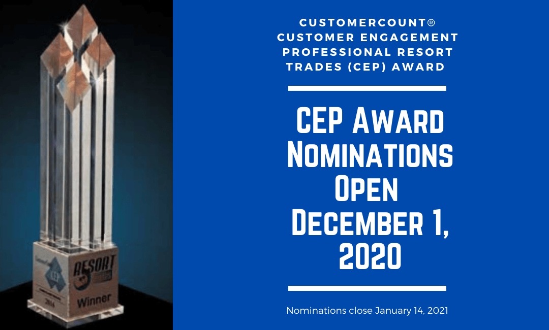 2020 CEP Award Nominations Open